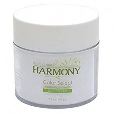 ACRYLIC HARMONY SCULPTING POWDER TRUE CLEAR 105gr