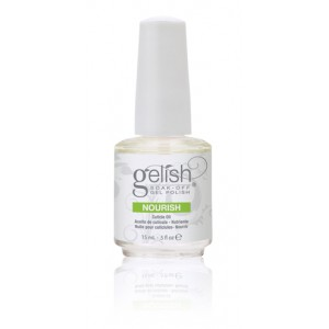 NOURISH CUTICLE OIL NAIL HARMONY 15ml
