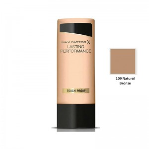 MAX FACTOR LASTING PERFORMANCE NATURAL BRONZE No.109