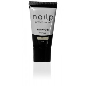 NAILP ACRYL GEL UV/LED #002 30gr