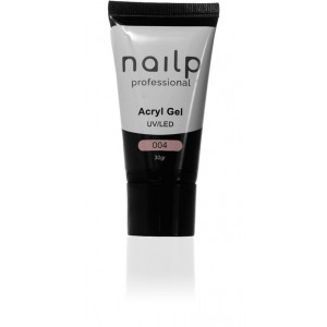 NAILP ACRYL GEL UV/LED #004 30gr