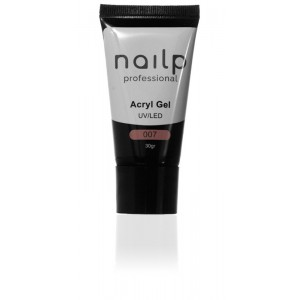 NAILP ACRYL GEL UV/LED #007 30gr