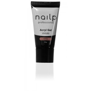 NAILP ACRYL GEL UV/LED #015 30gr