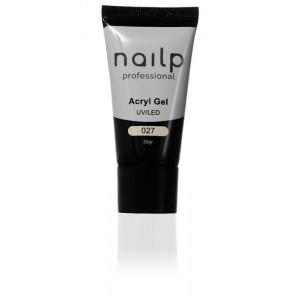 NAILP ACRYL GEL UV/LED #027 30gr