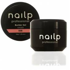 NAILP BUILDER GEL NO HEAT UV/LED #058 30gr