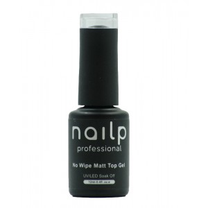 NAILP NO WIPE MATT TOP GEL 12ml