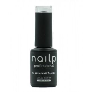 NAILP NO WIPE MATT TOP GEL 12ml