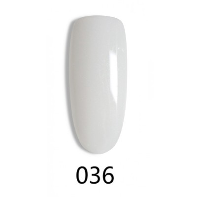 NAILP GEL POLISH SOAK OFF UV/LED #036  12ml