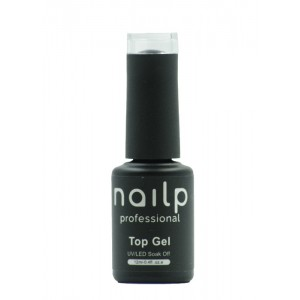 NAILP WIPE TOP GEL 12ml